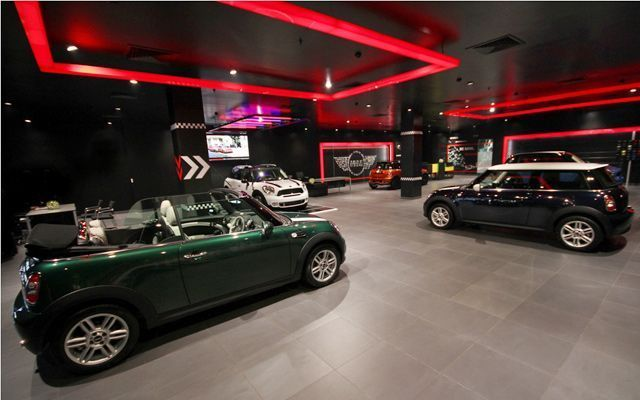 MINI India Opens Second Dealership in Delhi