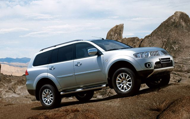 Mitsubishi India Releases Local Production Pajero at Rs. 22.56 lakh
