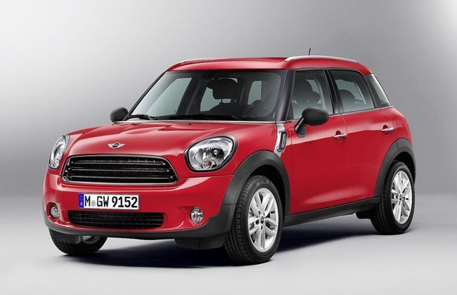 Updated Mini Countryman's Specifications Unveiled