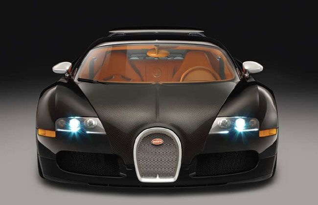 New Bugatti Veyron under Development; To Produce 1600bhp