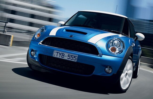 Mini Cooper Sells 241 Units this Year; to Open Hyderabad Dealership