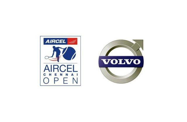 Volvo Partners with Aircel for Chennai Open 2013