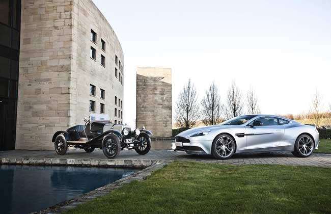 Aston Martin to Mark its 100th Anniversary in Style