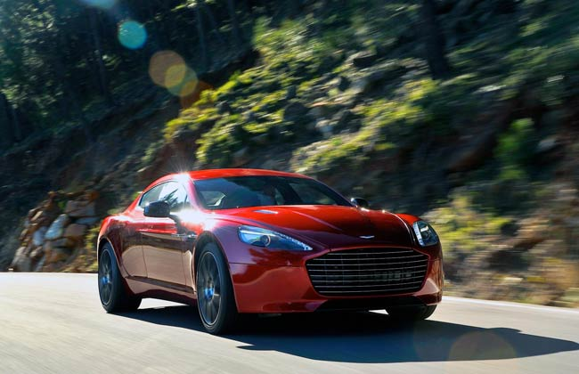New Aston Martin Rapide S Unveiled; More Power, More Beauty, Same Soul