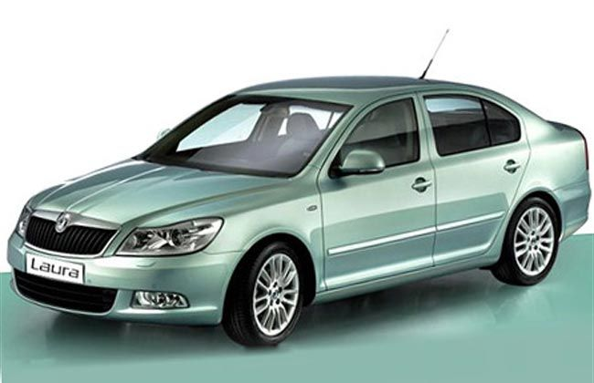 Skoda Laura Petrol Automatic Launched at Rs. 15.65 Lakh