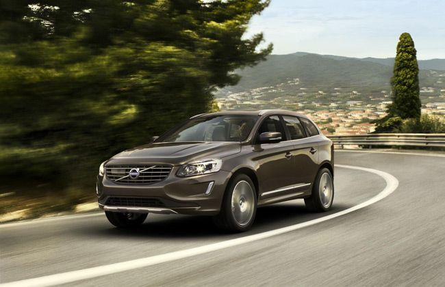 Volvo Updates Its Entire Range- Details and Pictures Inside