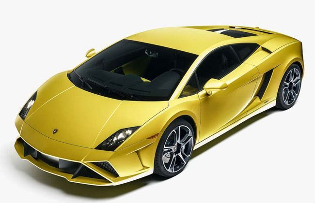 Lamborghini Gallardo's two New Models Launched in India