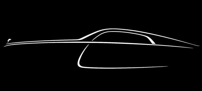 Rolls-Royce to unveil Wraith at Geneva