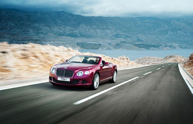 New Bentley Flying Spur at Geneva Motor Show