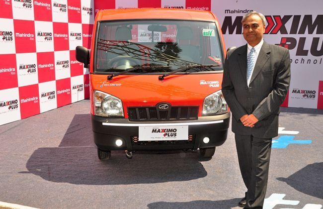 Mahindra launches the Maxximo Plus