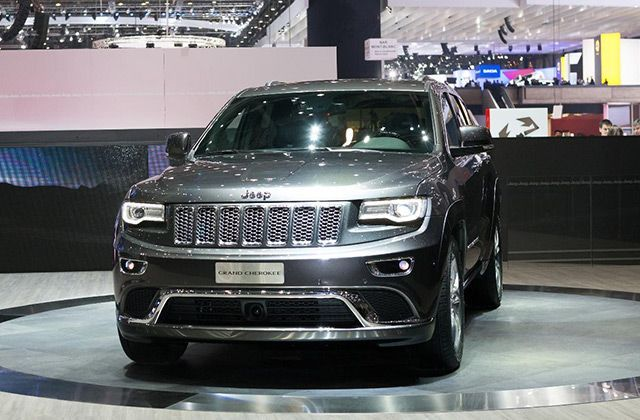 Jeep Previews three Models at 2013 Geneva Motor Show- Details Inside