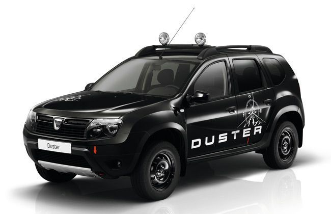 Duster Aventure Limited Edition Unveiled at Geneva Motor Show
