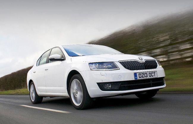 Skoda Octavia gets five-star rating in EuroNCAP