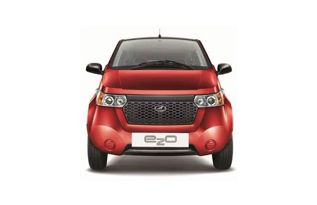 Mahindra e2o Electric Car Launched Finally at Rs  5.96 Lakh