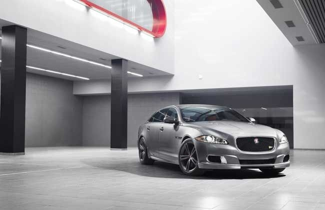 Jaguar XJR makes a global debut at the New York Motor Show