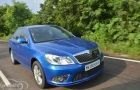 Skoda Laura vRS Rally Sport Pedigree? Expert Review