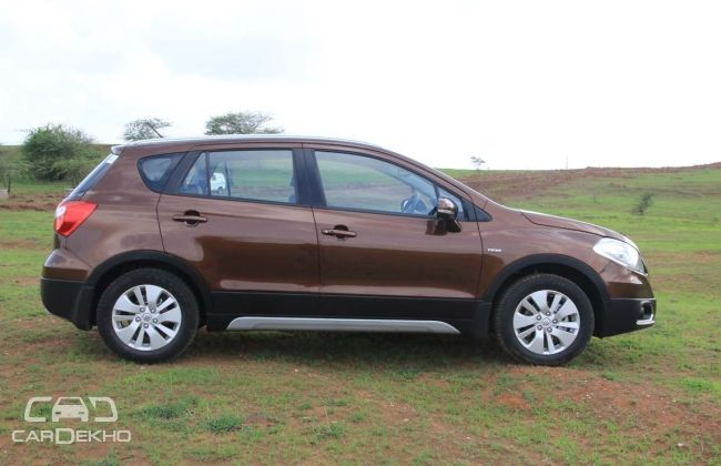 Maruti S-Cross Side