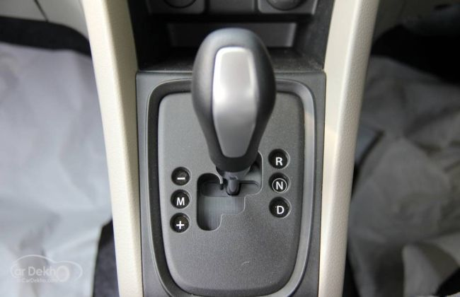 Maruti Suzuki Celerio - Gear