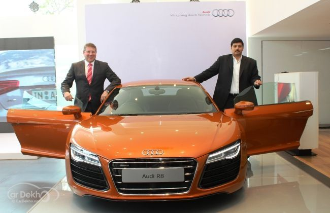 Audi drives into Visakhapatnam- opens its second showroom in Andhra Pradesh