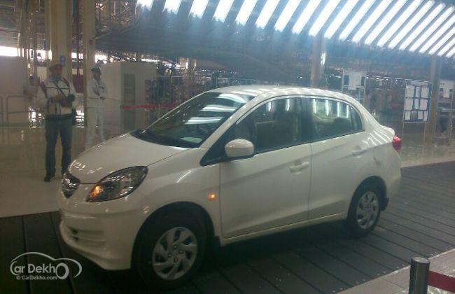 A day at Honda's new Tapukara manufacturing unit