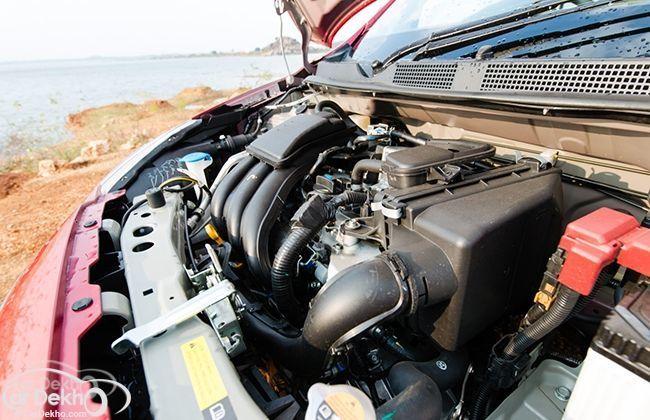Datsun Go - Engine