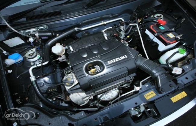 Maruti Suzuki Celerio - Engine