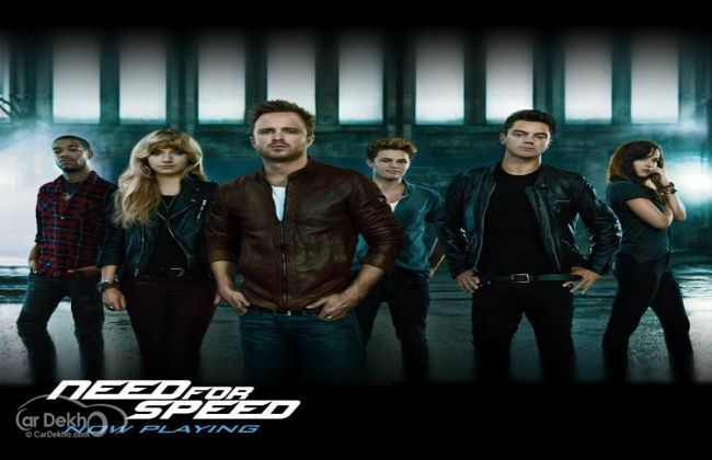 Need For Speed The Movie – Heart pumping NFS game comes into reality