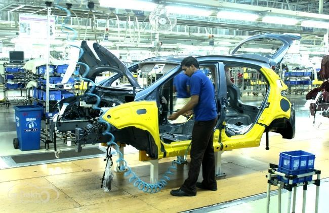 From The Factory A Visit To The Hyundai Motor India