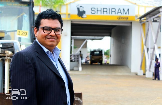Interview with Mr. Sameer Malhotra, CEO, Shriram Automall India Limited (SAMIL)