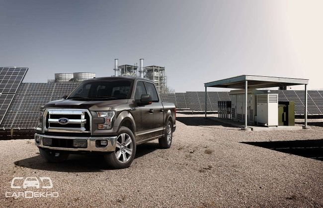 2015 Ford F-Series