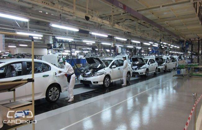 Honda Car Factory