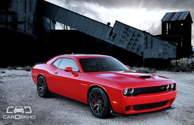 World's Most Powerful Muscle Car SRT Hellcat priced at $63,995