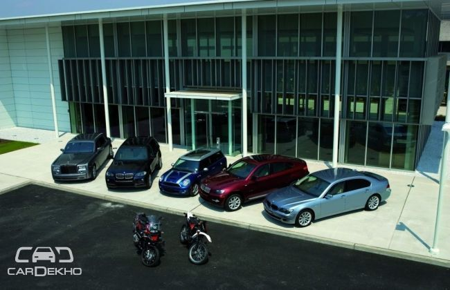 BMW Group posts best sales ever globally in July