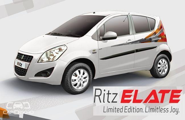 Maruti Suzuki Ritz Elate