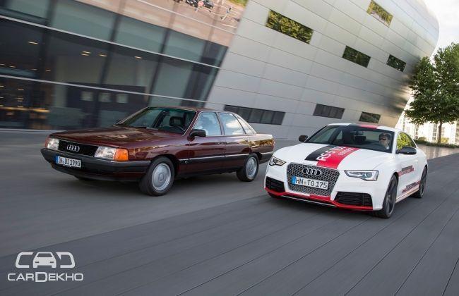Audi celebrates 25 years of TDI technology