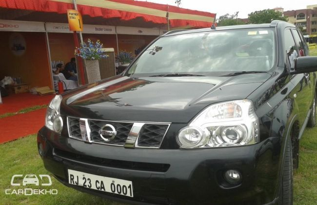 Attractive offers on used SUV's at DealDekho