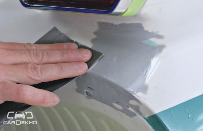 How to apply touch up paint in 10 easy steps