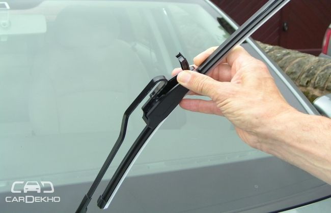 How to check and change your wiper blades