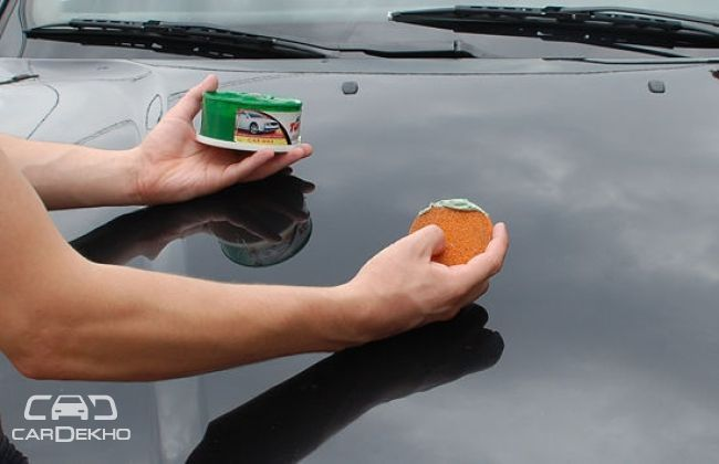 How to apply wax polish: 4 simple steps