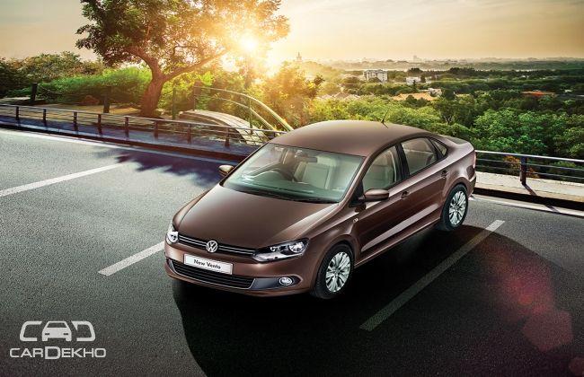 New Volkswagen Vento Diesel DSG
