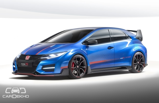Honda Civic Type R Concept II