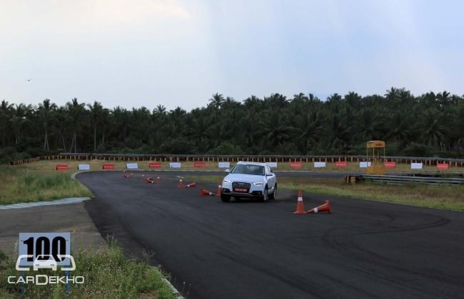 Audi Q3 Dynamica