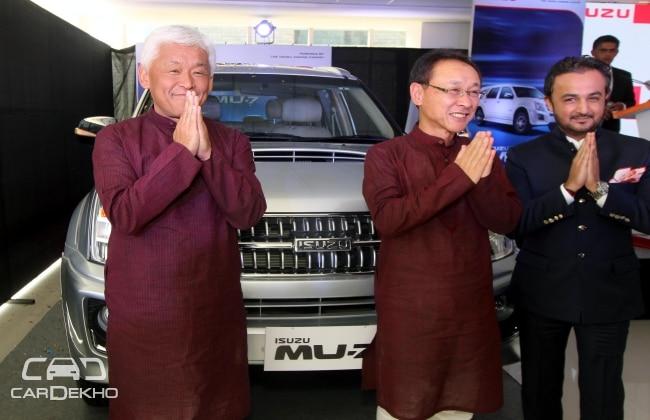 Isuzu sets up its first dealership in Noida