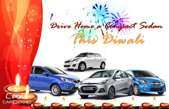 Compact Sedans - The Most Worthy Deal this Diwali