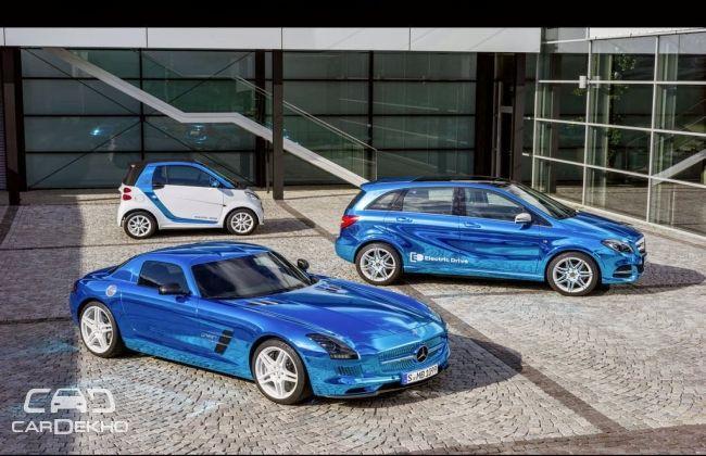 Daimler Tesla