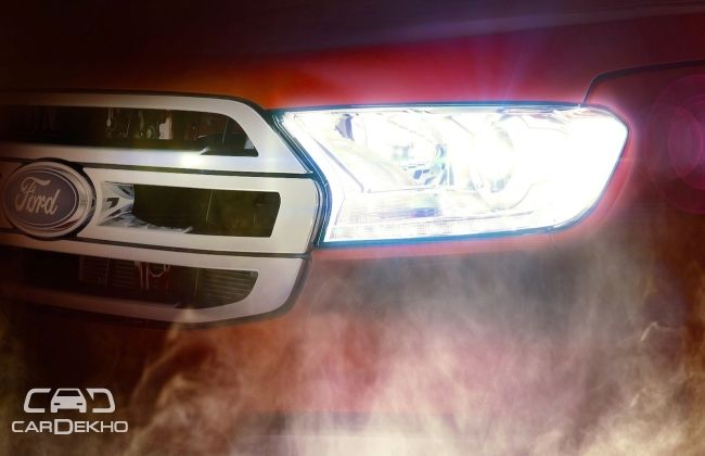 Ford teases new Endeavour