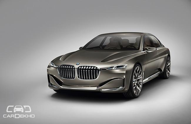 BMW Future Vision
