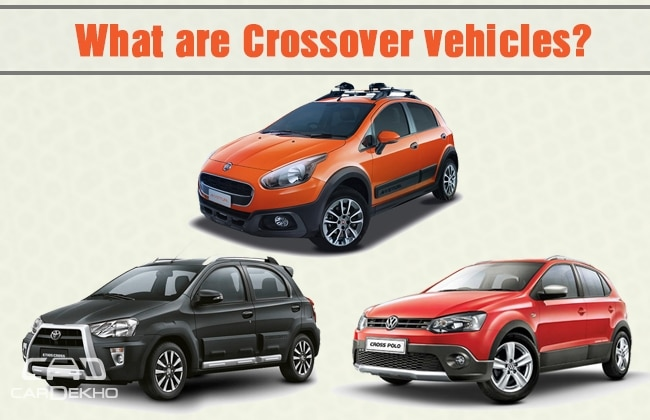 crossover vehicles
