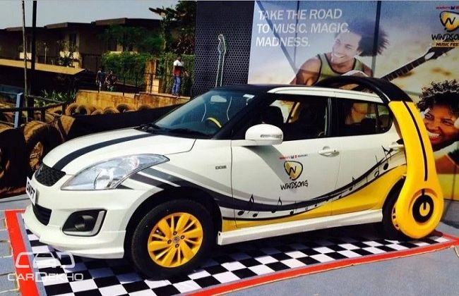 Maruti Swift Windsong