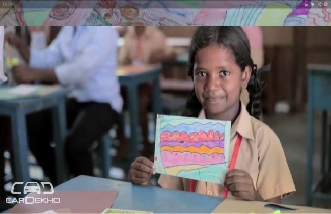 Ford Wishes Happy Children's Day